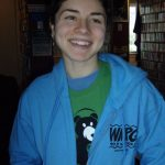 WMPG Zippered Sweatshirt
