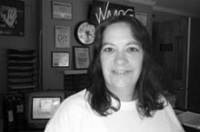 """Valerie Cartonio, Host of WMPG's """"Echoes in the Wind"""""""
