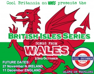 Wales - 2nd part of music from British Isles