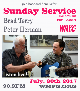 Sunday Service with Brad Terry and Peter Herman
