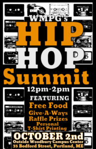 WMPG 2019 Hip Hop Summit