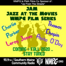 WMPG Jazz At The Movies JAM
