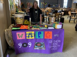 WMPG PD Jessica Lockhart @ our 2020 Mardi Gras Party